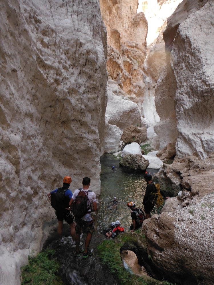 Wadi Ta'ab, Hajar Oriental 35