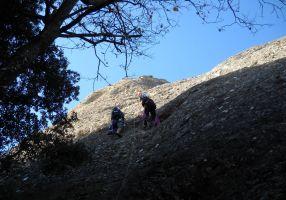 Les Sargantanes a la Gorra Marinera, Montserrat, Espagne 5