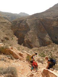 4. descente vers Ta'ab