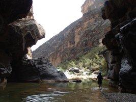 Snake Gorge Canyon, Jebel Akhdar 4