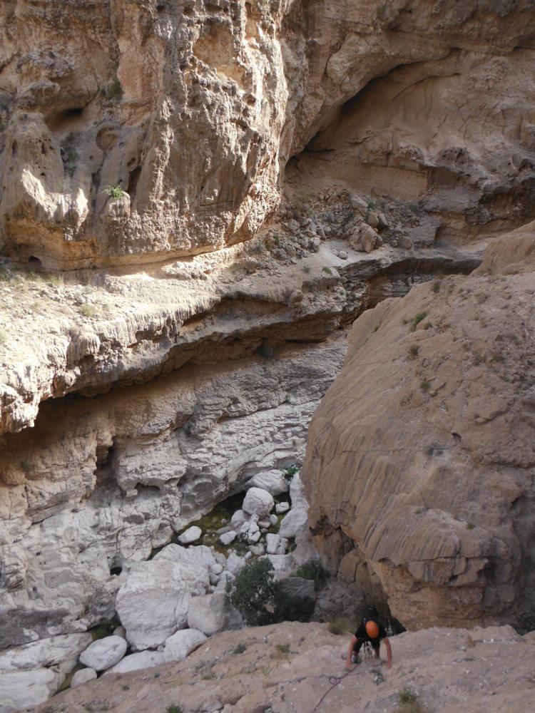Wadi Ta'ab, Hajar Oriental 47