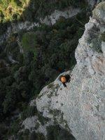 Esparraguera a la Roca Gris, Montserrat, Espagne 5