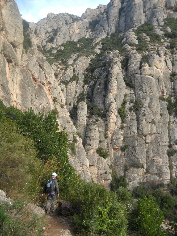Torrent Fondo, Montserrat 6