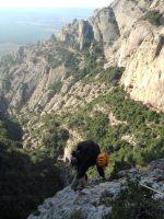 Esparraguera a la Roca Gris, Montserrat, Espagne 6