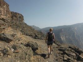 Ferrata du Jebel Shams, Jebel Akhdar 24