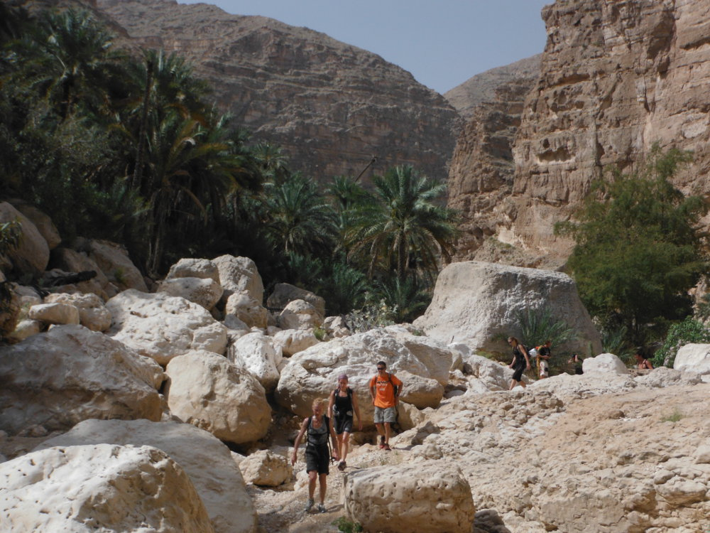 Wadi Ta'ab, Hajar Oriental 7