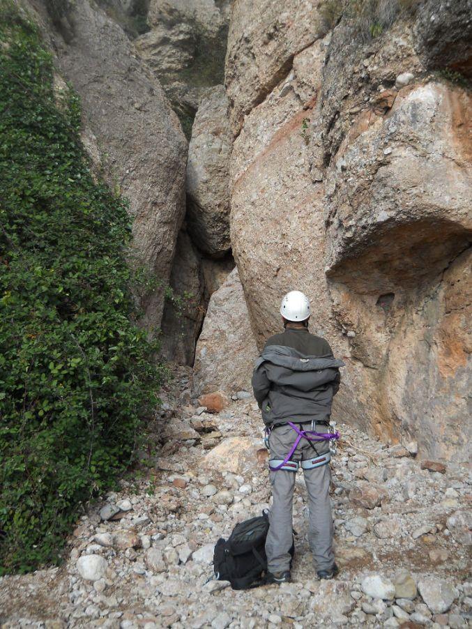 Torrent Fondo, Montserrat 9