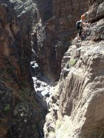 Snake canyon, Jebel Akhdar 21