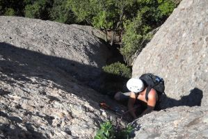 Gomez-Xalmet a la Prenyada, Montserrat, Espagne 5