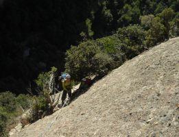 Bego-Miguel-Kush a Can Jorba, Montserrat, Espagne 7