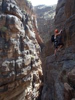 Snake canyon, Jebel Akhdar 23
