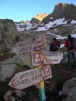 Pico Posets por la Cresta Espadas, Benasque, Aragon, Espagne 7