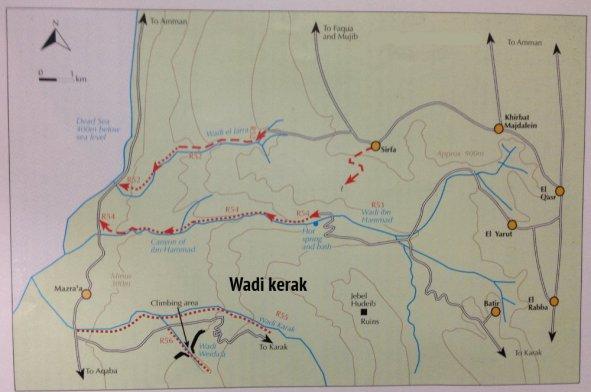 Wadi Kerak, Moab 2