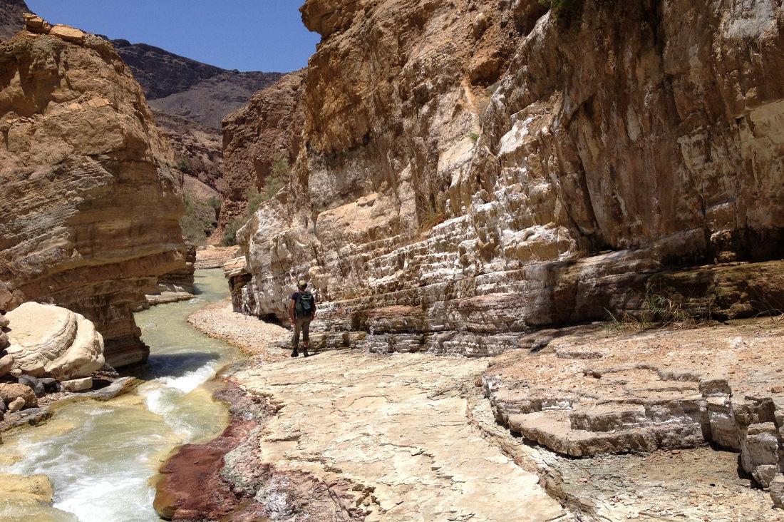 Wadi Zerqa Ma'in, Moab 12