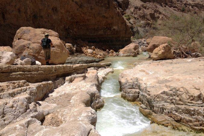 Wadi Zerqa Ma'in, Moab 15
