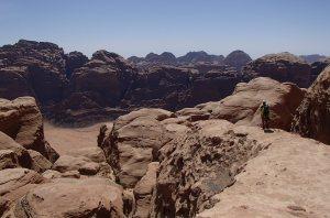 Hammad's Route, Jebel Rum, Jordanie 10