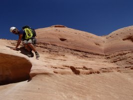 Hammad's Route, Jebel Rum, Jordanie 13