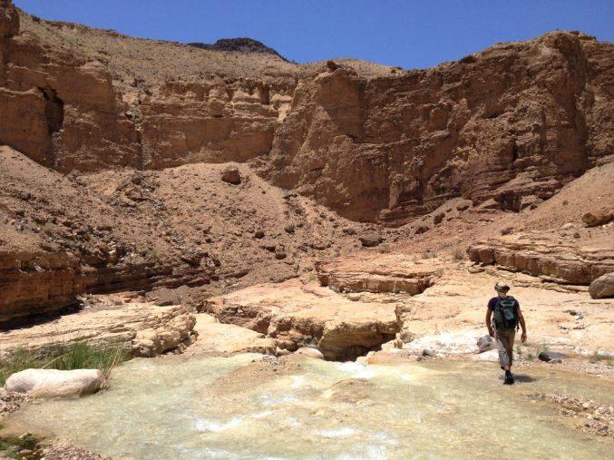 Wadi Zerqa Ma'in, Moab 16