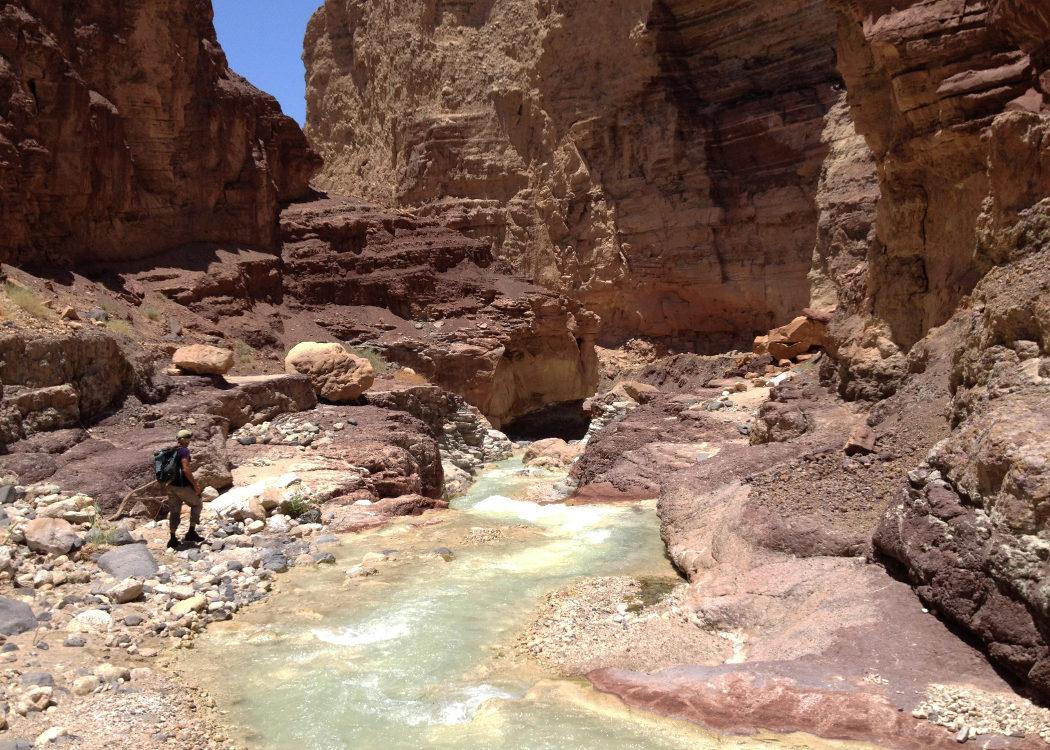 Wadi Zerqa Ma'in, Moab 17