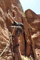 Nuances de Grès, Wadi Tibn, Petra, Jordanie 14