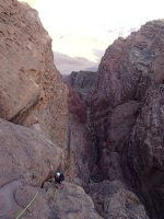Sabbah's Route, Jebel Rum, Jordanie 18
