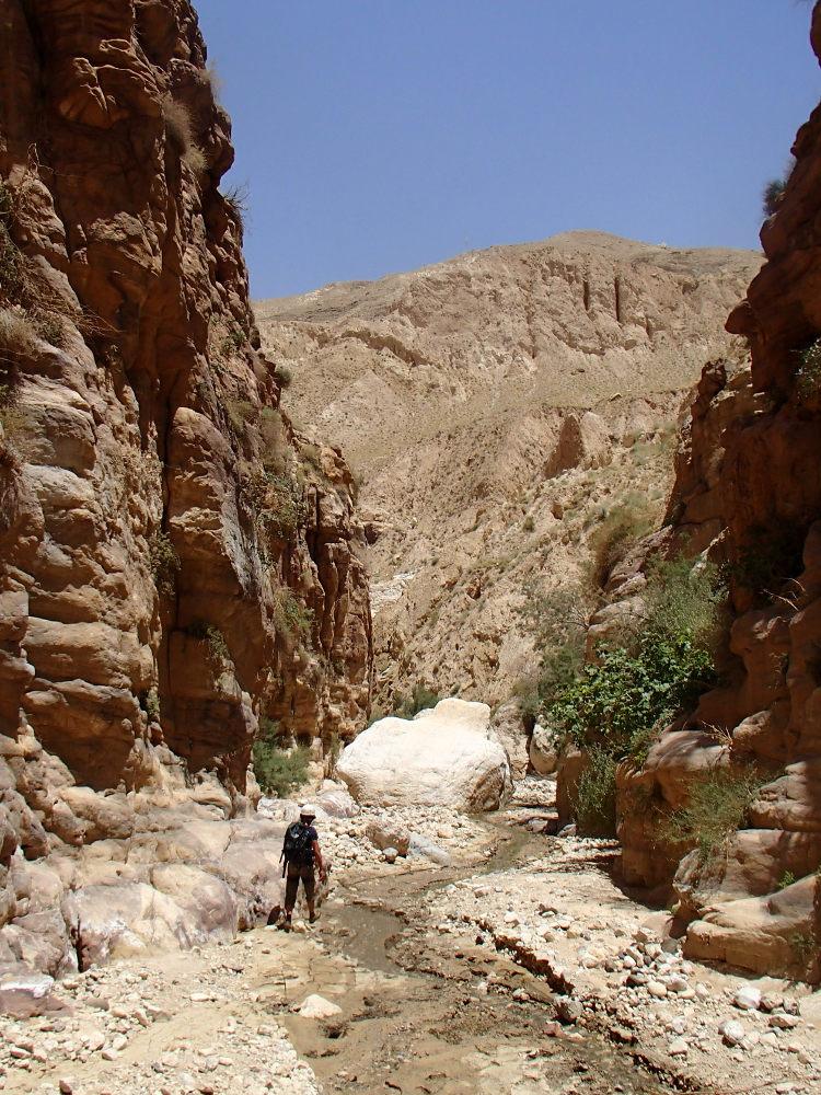 Wadi Kerak, Moab 18
