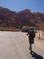 Goldfinger, Jebel Rum Est, Rum, Jordanie 3