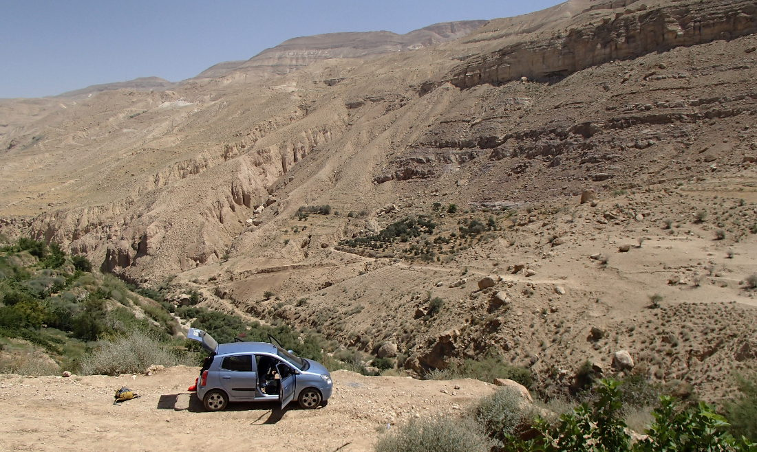 Wadi Kerak, Moab 3