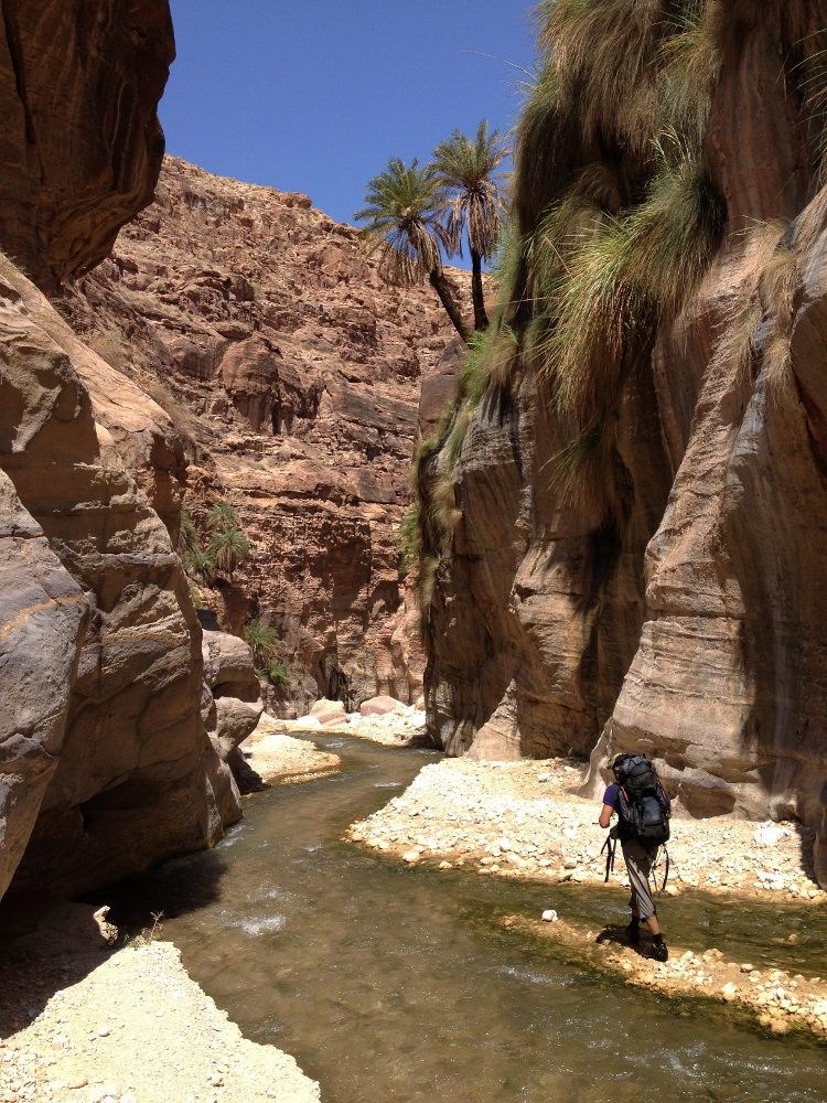 Wadi Hasa, Moab 22