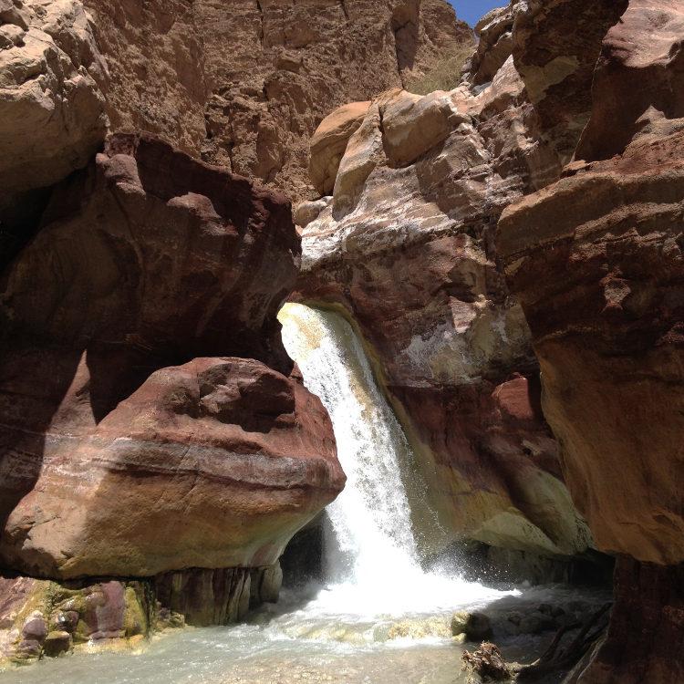 Wadi Zerqa Ma'in, Moab 24