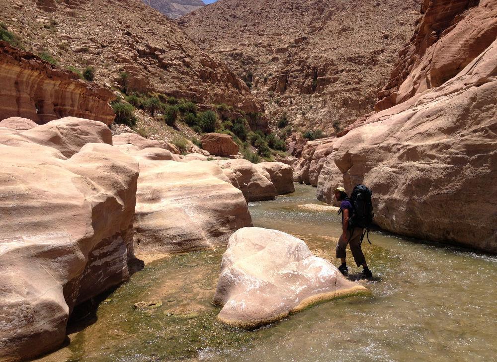 Wadi Hasa, Moab 24