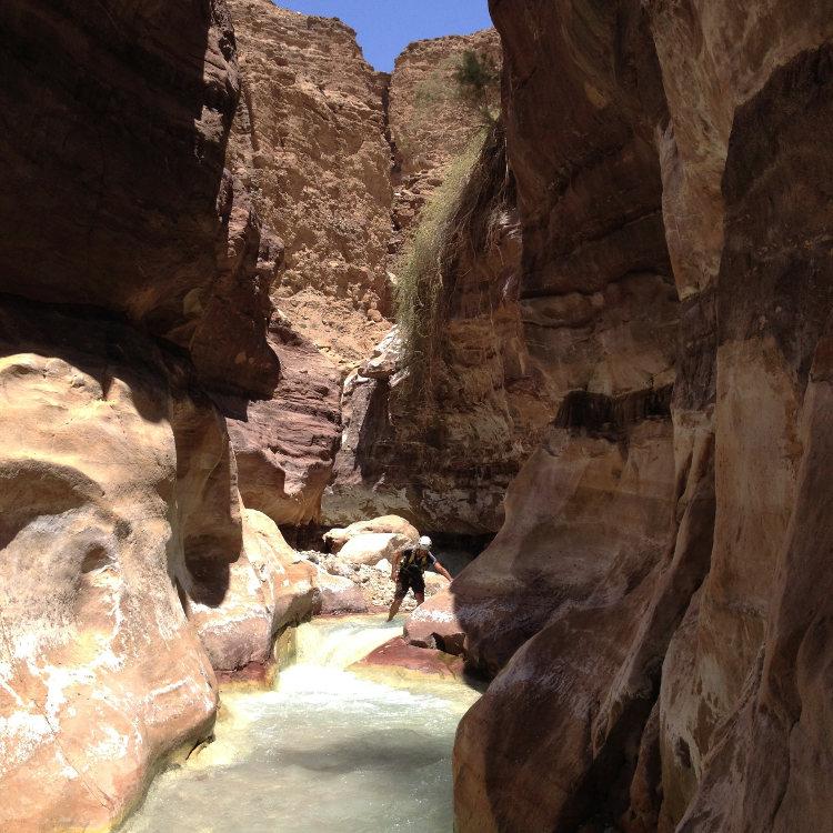 Wadi Zerqa Ma'in, Moab 25