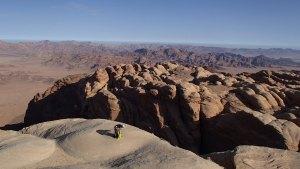 Sabbah's Route, Jebel Rum, Jordanie 25