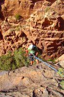 Nuances de Grès, Wadi Tibn, Petra, Jordanie 24