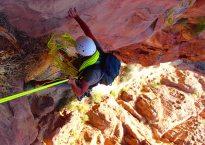 Nuances de Grès, Wadi Tibn, Petra, Jordanie 18