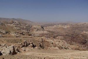 Nuances de Grès, Wadi Tibn, Petra, Jordanie 1