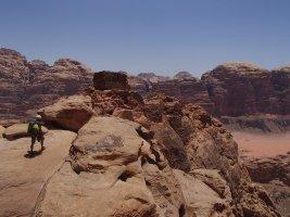 Hammad's Route, Jebel Rum, Jordanie 29