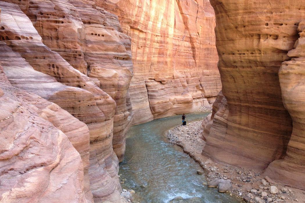 Wadi Hasa, Moab 1