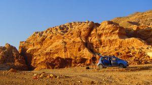 Nuances de Grès, Wadi Tibn, Petra, Jordanie 33