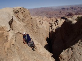 Hammad's Route, Jebel Rum, Jordanie 7