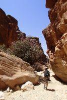 Nuances de Grès, Wadi Tibn, Petra, Jordanie 6