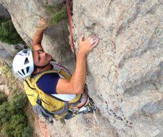 Triarca a la Paret del Grau, Coll de Nargo, Espagne 11