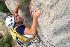 Triarca a la Paret del Grau, Coll de Nargo, Espagne 9