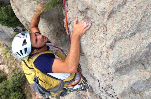 Triarca a la Paret del Grau, Coll de Nargo, Espagne 2