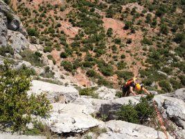 Del Manelet a la Paret del Grau, Coll de Nargo, Espagne 14