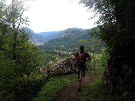 De Rioby à Rio au Pilier des Cathares, Ariège, France 3