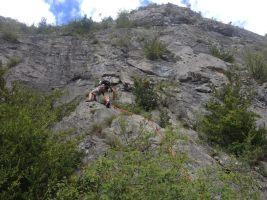 De Rioby à Rio au Pilier des Cathares, Ariège, France 6