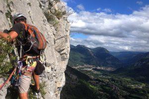 De Rioby à Rio au Pilier des Cathares, Ariège, France 11