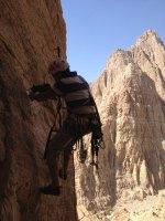 Hell Rock, Wadi Naqab, Émirats 27