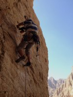 Hell Rock, Wadi Naqab, Émirats 30